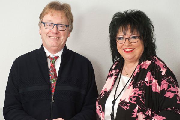 Jörn Seemann und Doris Seemann