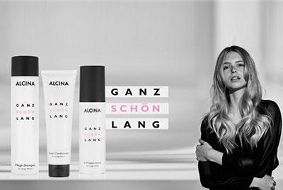 Das Friseur Duo LÜbeck | Die neue ALCINA GANZ SCHÖN LANG System-Pflege