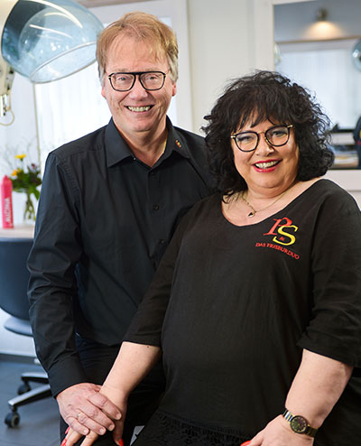 Das Friseur Duo Luebeck   Herr und Frau Seemann